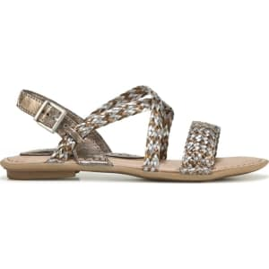 bfe4895a9e32 b.o.c. Women s Dena Sandals (Rose Gold) from Famous Footwear.
