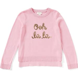 Kate spade new york big girls 7 14 ooh la la sweater from dillards kate spade new york big girls 7 14 ooh la la sweater publicscrutiny