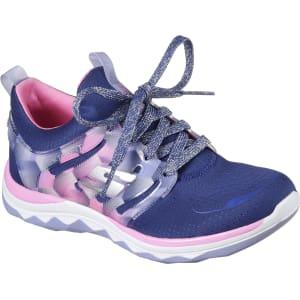 2a4d4b4c405c Skechers Girls' Diamond Runner Blue Athletic Shoe, Size: 13 ...