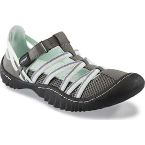 38c17d9e0812 J-Sport by Jambu Women s Marley Gray Jade (Gray Green) Casual Shoe ...