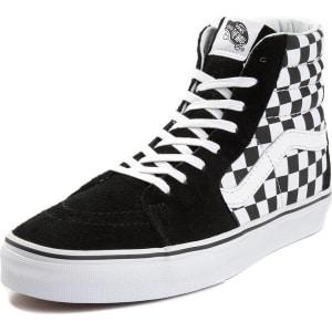 dff482cd0a03a5 Vans Sk8 Hi Chex Skate Shoe from Journeys.