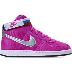 pretty nice 2cf75 5ba4c Nike Girls  Preschool Vandal Heart Casual Shoes, Pink from Finish Line.