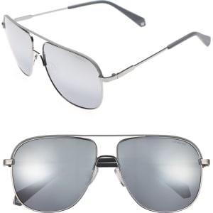 cc213d5607d0b Men s Polaroid 2055s 59mm Polarized Sunglasses - Ruthenium from Nordstrom.