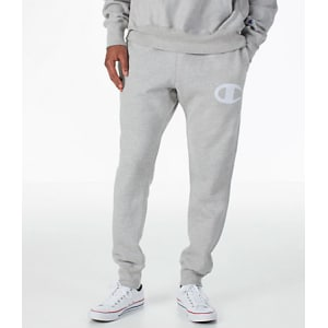 separation shoes 4f9fc 33f8b Men s Champion Reverse Weave Jogger Pants, Grey from Finish Line.