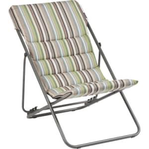 Maxi Transat Folding Sling Chair   Set Of 2