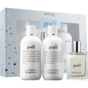Philosophy Pure Grace Gift Set from Sephora.