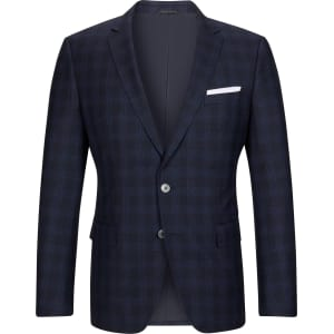 c4d30785b Hugo Boss Windowpane Italian Wool Sport Coat, Slim Fit Hutsons from ...