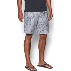 c3b1e22b39d Men's Ua Stretch Printed Boardshorts from Under Armour .