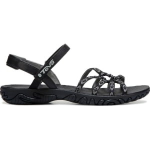6671f556d4a0 Teva Women s Kayenta Sandals (Carmelita Black) from Famous Footwear.
