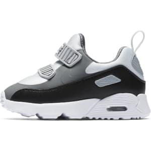 77b1ab0c23 Nike Air Max Tiny 90 Baby & Toddler Shoe from Nike.