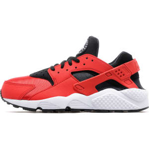 fbff5a45f2ed Nike Air Huarache Women s - Red Black  White - Womens from JD Sports.