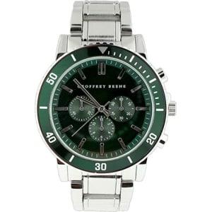 Green Face Watch >> Mens Geoffrey Beene Green Face Watch Gb8034gr From Boscov S
