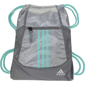 Adidas Alliance Ii Drawstring Backpack Accessories (Stone Jersey ... b6d6eb4785cfd