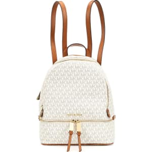 Michael Michael Kors Rhea Signature Medium Backpack from Dillard s. ed498e7bfd5fe