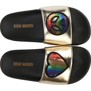 a6762e2111cf Steve Madden Kids  Jsoinlov Slide Sandal Pre Grade School Sandals ...