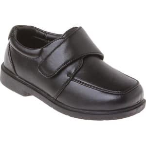 Josmo Toddler Boys' Donald Black Dress Shoe, Size: 8 - (Toddler)