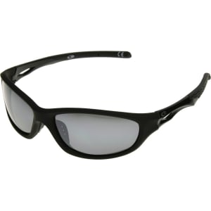 d6be79a46a Men s Full Frame Polarized Performance Sunglasses With Smoke Lenses ...