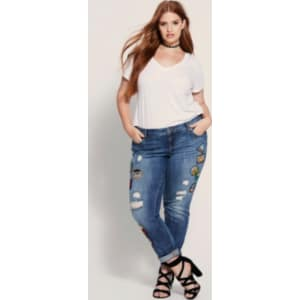 a576f437269 Mid-Rise Straight Leg Vintage Premium Boyfriend Jeans With Road Trip ...