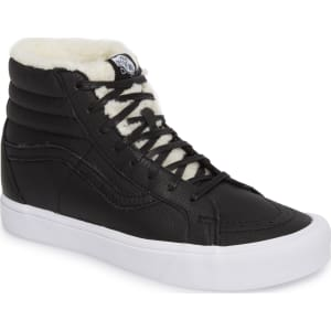 05349fb3c51662 Men s Vans Sk8-Hi Reissue Dx Lite Sneaker With Faux-Fur Lining