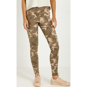 latest style of 2019 top-rated genuine superior quality Cotton on Women - Kick Back Legging - Abstract Army