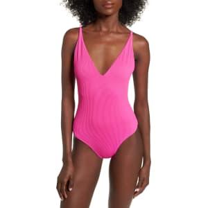 eadb979923948 Women's Topshop Pamela One-Piece Swimsuit from Nordstrom.