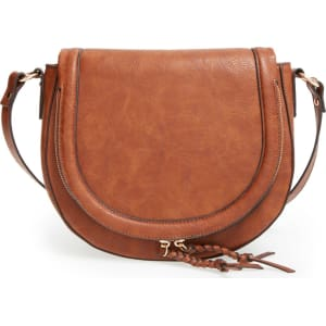 Sole Society  Thalia  Crossbody Bag - Brown from Nordstrom. 9a7bab84f8e07