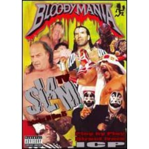 Jcw Wrestling: Slam Tv Episodes 10-15 - Featuring Bloodymania Dvd
