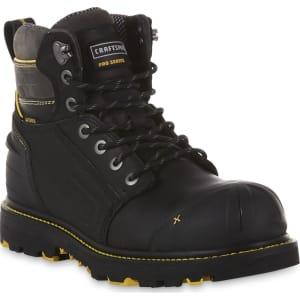 1b845d7fb8b Craftsman Men's X-Toe Steel Toe Work Boot, Size: 11, Black