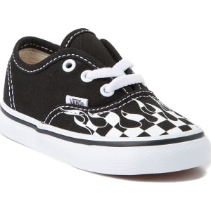Toddler Vans Authentic Checkered Flame Skate Shoe from Journeys. 54ef232a9