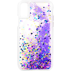 new style 57043 f64ca Case-Mate Glow Waterfall Case - Iphone X