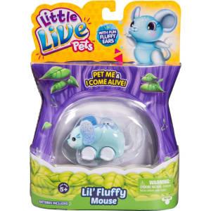 Little Live Pets Lil' Fluffy Mouse - Frostina