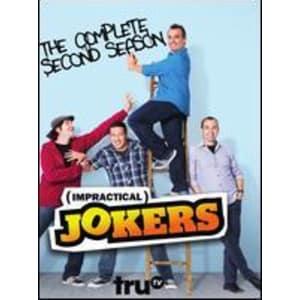 Impractical Jokers: The Complete Second Season [3 Discs] Dvd