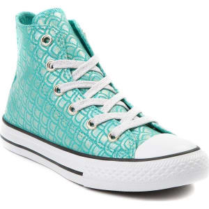 Youth Converse Chuck Taylor All Star Hi Mermaid Sneaker