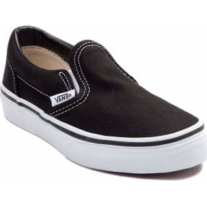 9d0715d614 Youth Vans Slip On Skate Shoe from Journeys.