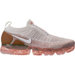 Nike Mens Air Vapormax Flyknit Moc 2 Running Shoes, Brown