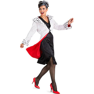 Cruella De Vil Costume For Adults By Disguise From Disney Store