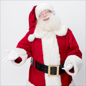 Selfie-Santa
