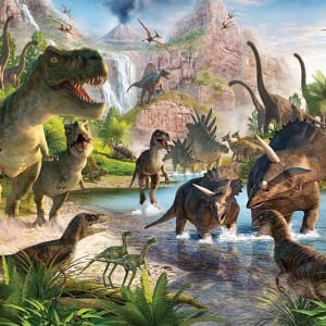Dinosaur Story Time & Craft