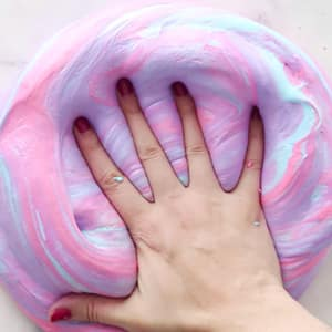 Make Fluffy Slime at Learning Express