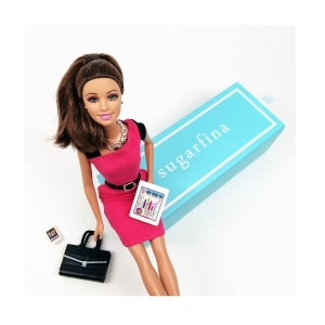 Career Barbie Candy Party