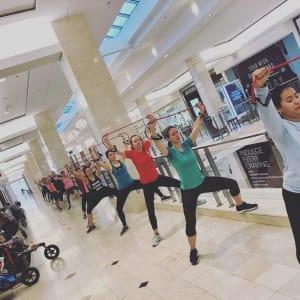 FIT4MOM Stroller Strides Workout