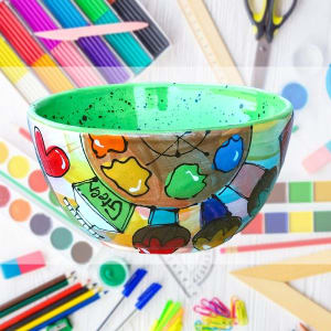 Homeschool Social: Artist Bowl
