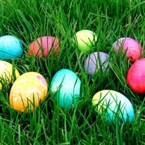 Easter Egg Hunt for Toddlers (Ages 0-4)