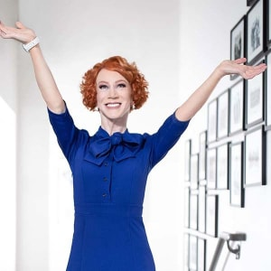 Kathy Griffin: A Hell of a Story only at CineBistro July 31st