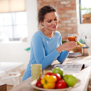 How To Have A Healthy New Year with Philips and Sophie Medlin