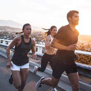 Run 5k with Twice the Health