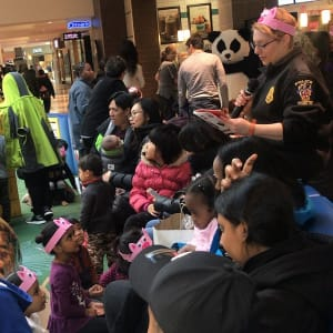 """Coffee With A Cop """"Bilingual Story-time"""""""
