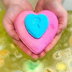Valentine's Bath Bomb Workshop