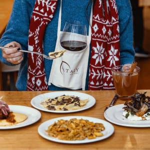 Winter Wine & Food Festa: Keepin' It Cozy
