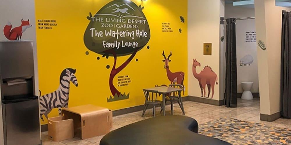 Westfield Family Lounge